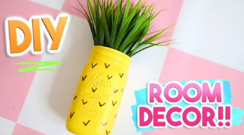 Diy Room Decor 29 Easy Crafts Ideas At Home Video